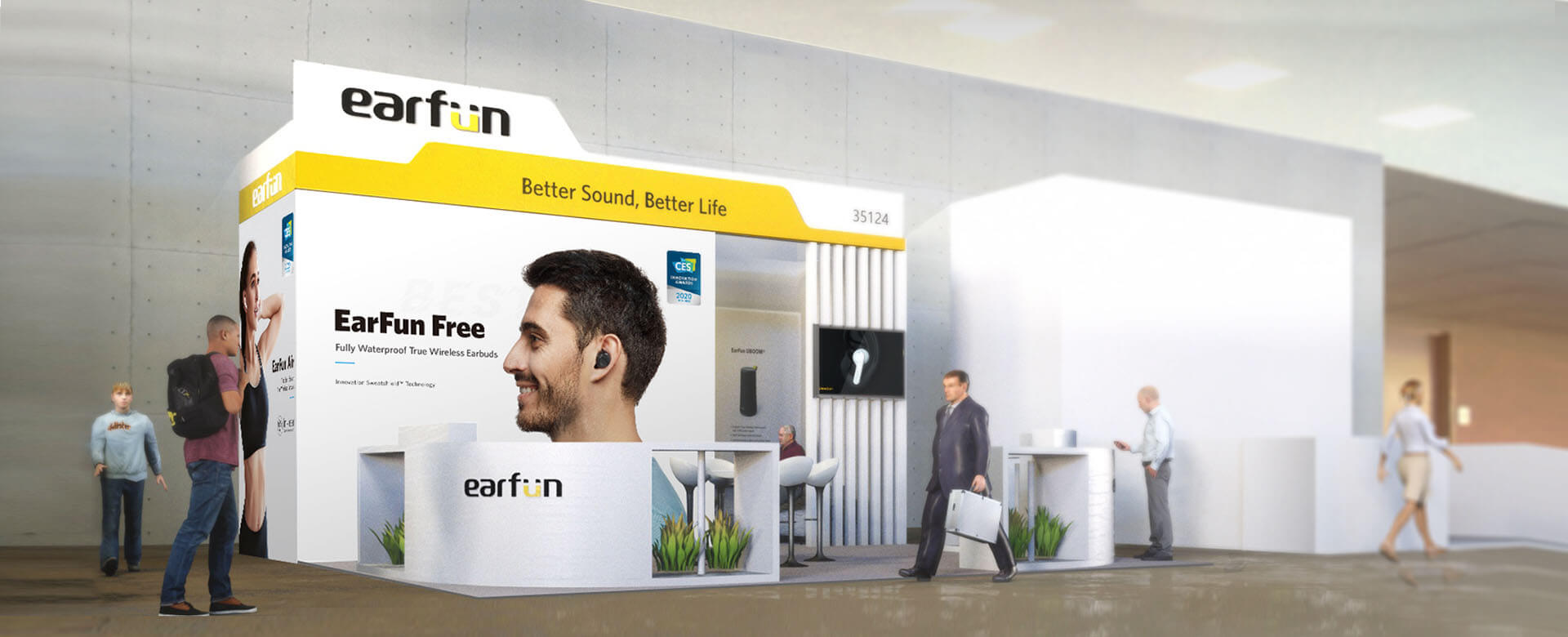 EarFun | CES 2020