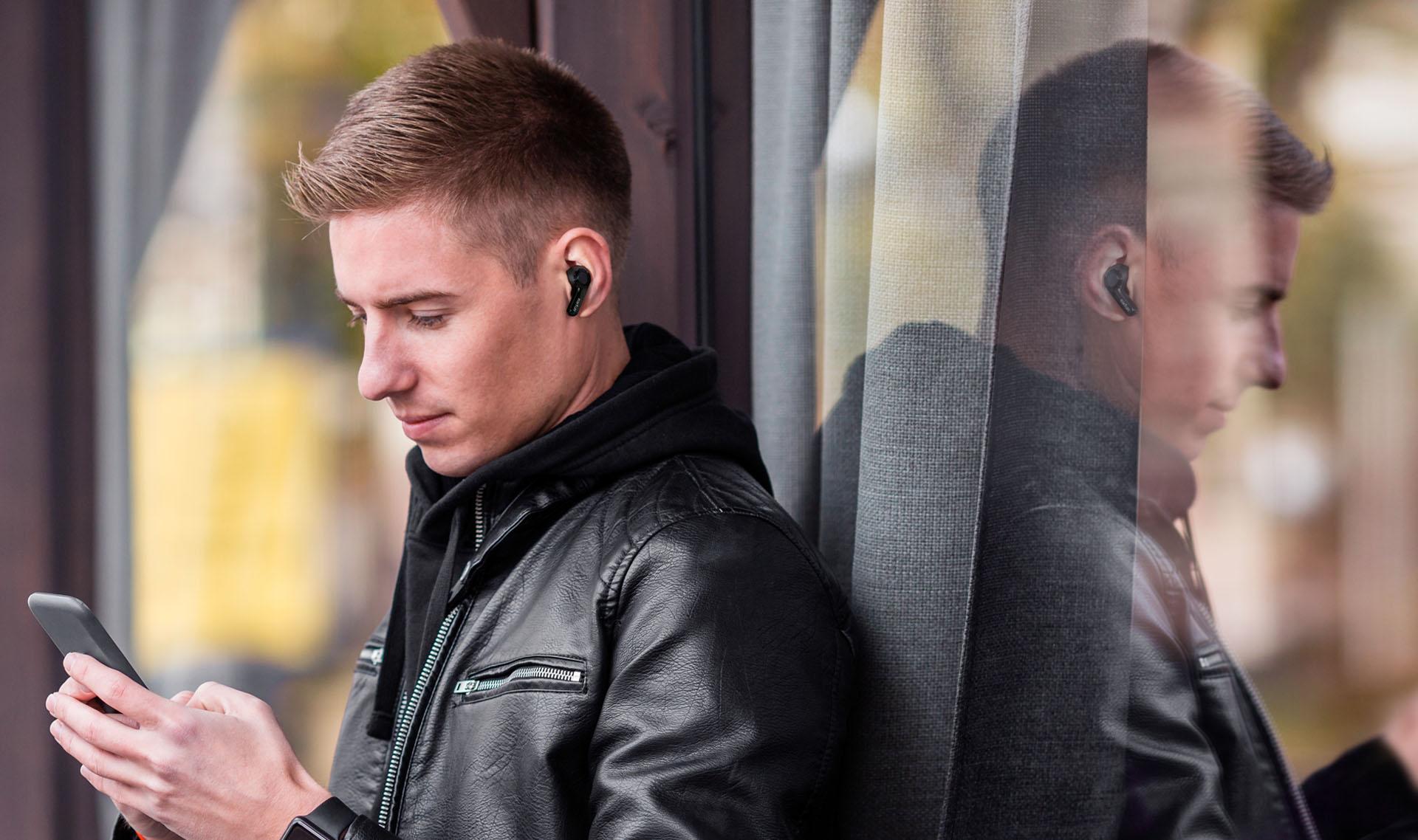 Führende fließend Wireless-Erfahrung