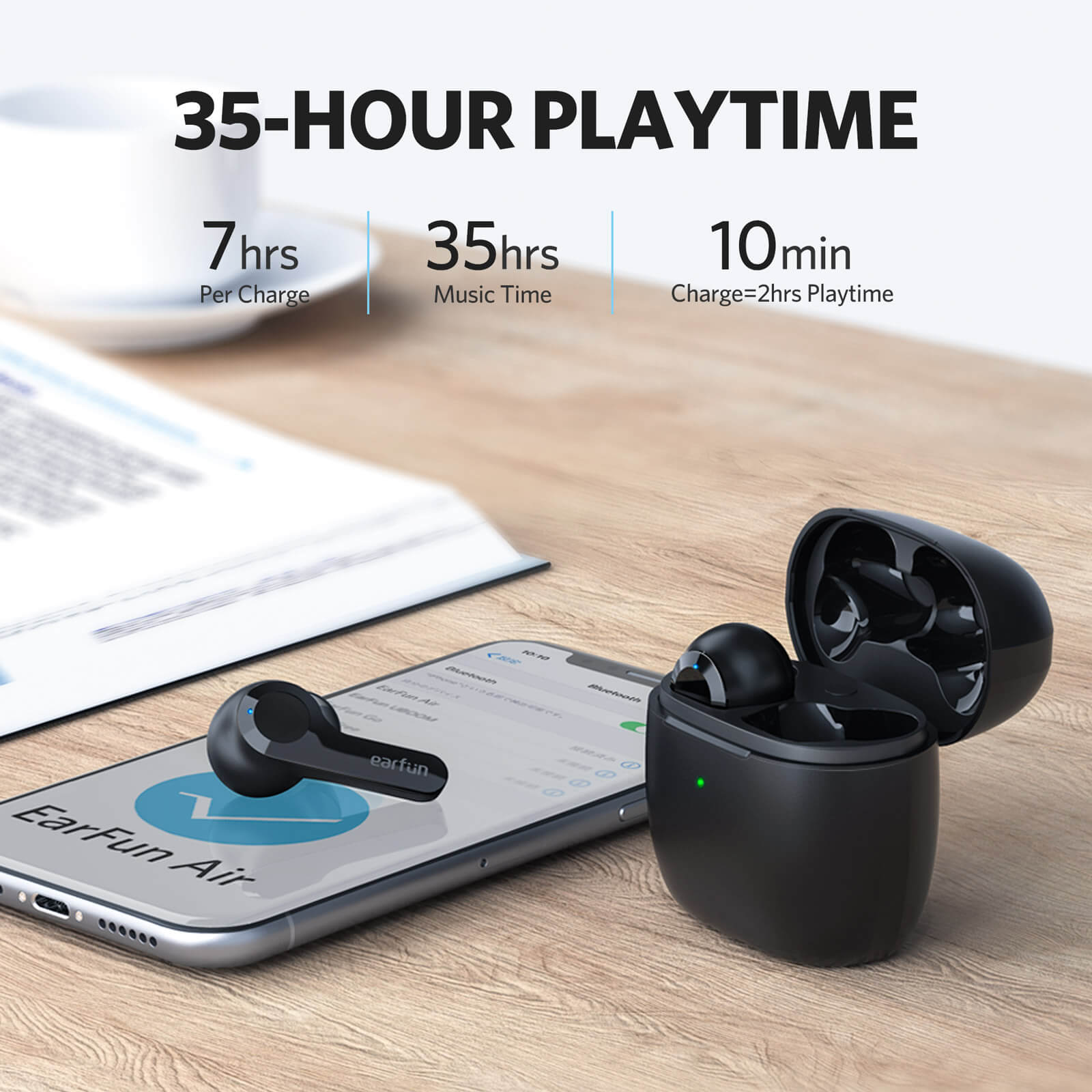EarFun Air Black